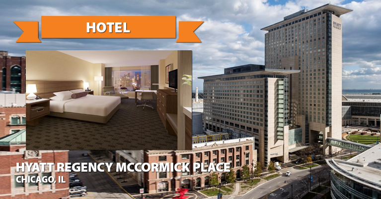 Digimarcon Midwest Hotel