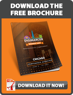Download DigiMarCon Midwest 2021 Brochure